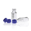 LanJing 2ml 9-425 Clear Autosampler Vials for HPLC GC Chromatography